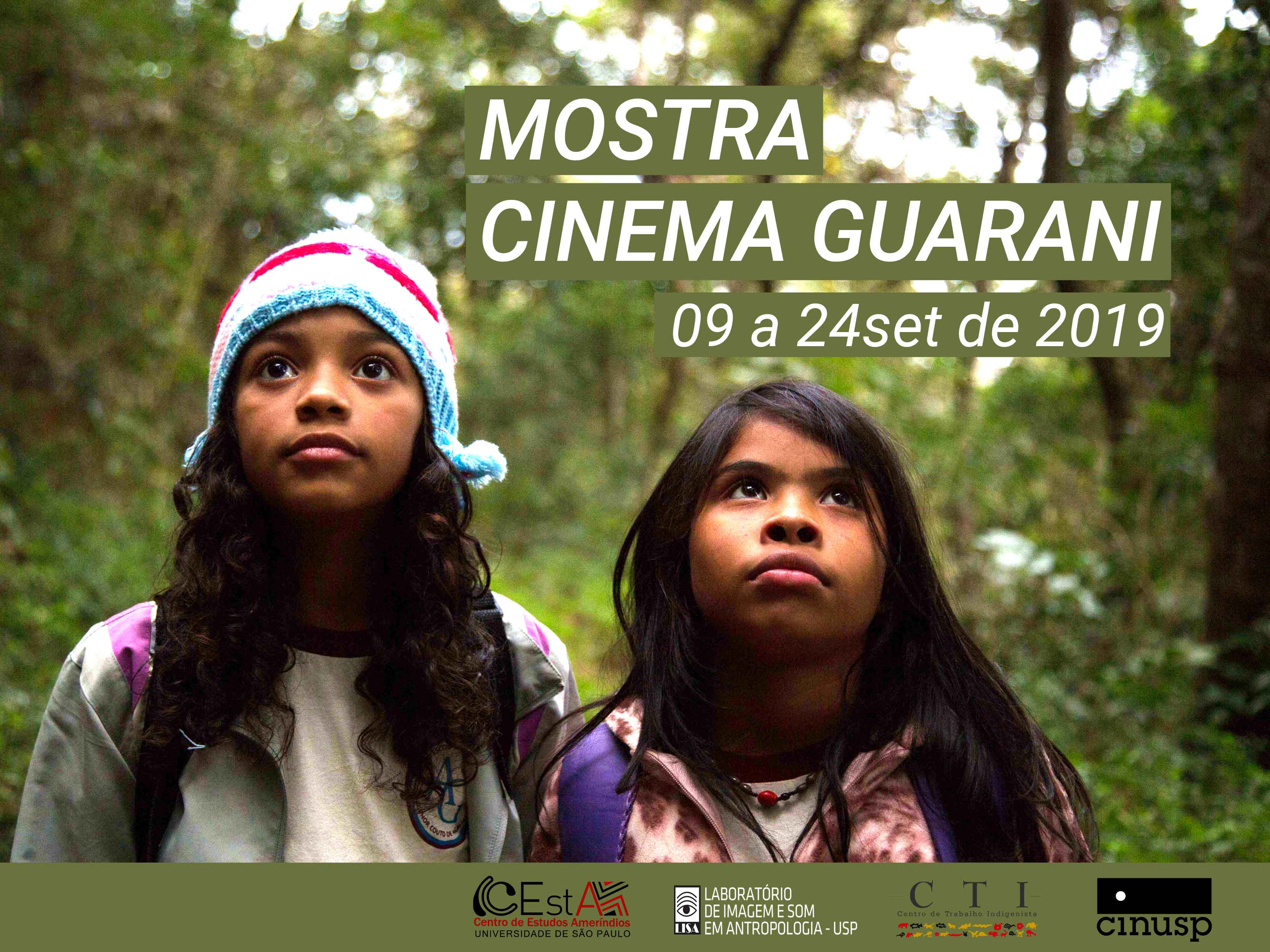 Mostra Cinema Guarani no Cinusp